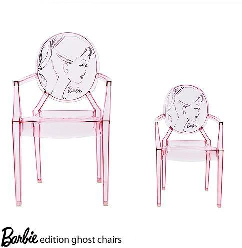 Kartell - lou lou chair by philippe starck for kartell