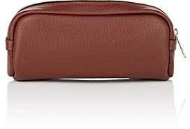 Barneys New York Men's Small Leather Dopp Kit - Brown