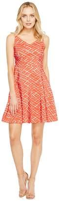 CeCe Miley - Sleeveless Texture Women's Dress