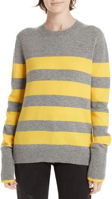 LA LIGNE Candy Stripe Sweater