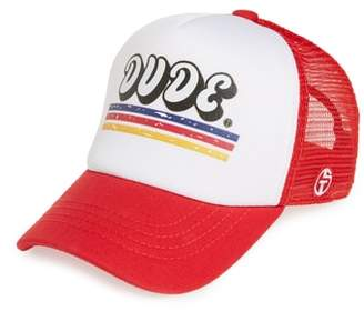 Grom Squad Dude Trucker Hat