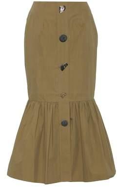 Rejina Pyo Paula cotton-blend skirt