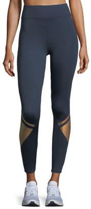 """Heroine Sport Flex 3"""" Waistband Full-Length Performance Leggings"""