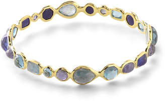 Ippolita 18K Rock Candy Hero Gelato Bangle in Liberty