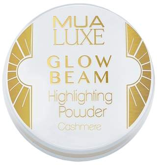 MUA Luxe Glow Beam Highlighting Powder Cashmere