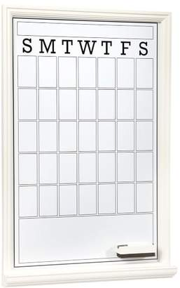Pottery Barn Teen Study Wall Boards, Single, Magnetic Dry Erase, White