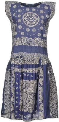 Visvim Knee-length dresses
