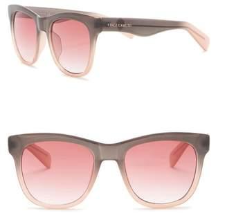 Vince Camuto Plastic Ombre Cateye Sunglasses