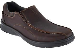 Clarks Men's Leather Slip-on Shoes - CotrellStep