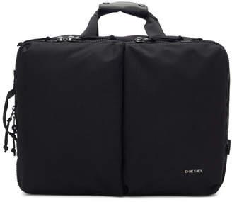 Diesel Black F-Urbhanity Briefcase