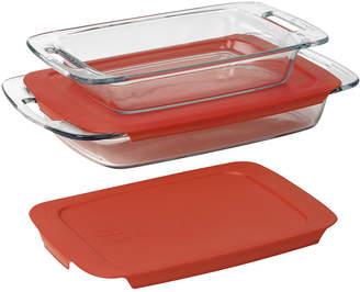 Pyrex 4-pc. Easy Grab Bakeware Set