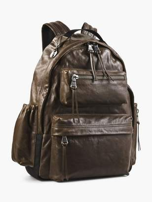 John Varvatos Gramercy Pocket Backpack