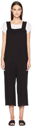 Eileen Fisher Cropped Jumpsuit Women's Jumpsuit & Rompers One Piece
