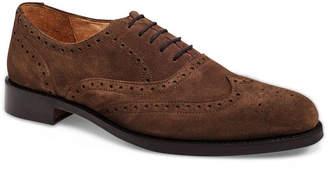 Carlos by Carlos Santana Mission Wingtip Suede Men's Shoes