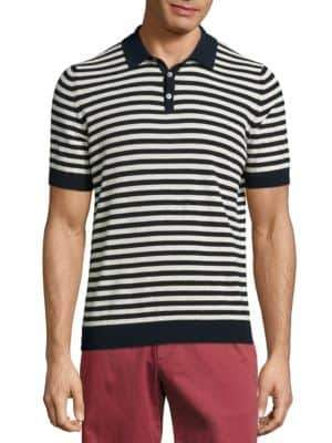 Vilebrequin Fashion Striped Polo