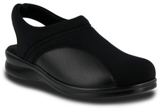 Spring Step Flexus By Flexia Leather Clog