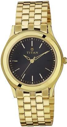 Titan Analog Dial Men's Watch - 1648YM03