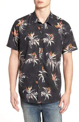 O'Neill Islander Short Sleeve Slim Fit Shirt