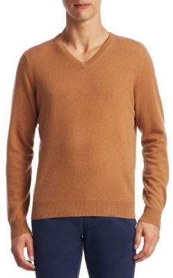 COLLECTION V-Neck Cashmere Sweater