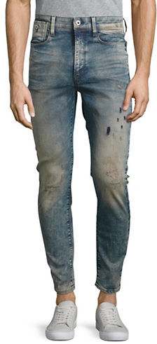 G Star G-Star Raw Type-C Straight-Leg Jeans