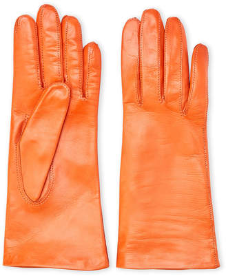 Hestra Silk-Lined Leather Gloves