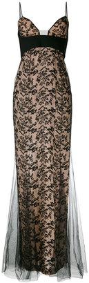 La Perla Miss Renegade long dress $2,744 thestylecure.com