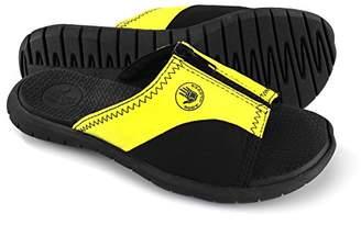 Body Glove Women's 80's Throwback Slide Sandal