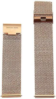 Michael Kors Smartwatch Sofie Stainless Steel Mesh Strap