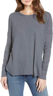 Frank And Eileen Stripe Long Sleeve Tee