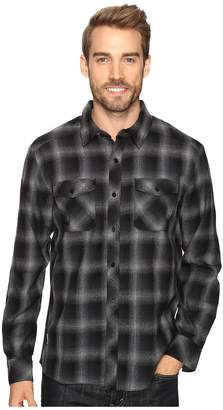 Icebreaker Lodge Long Sleeve Flannel Shirt Men's Clothing