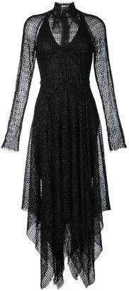 Kitx Web tie dress