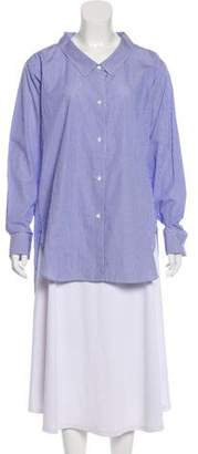 Sofie D'hoore Striped Button-Up Top