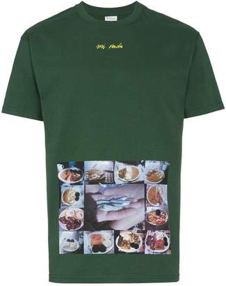 Just A T-Shirt Mark Lebon Dinner T-Shirt