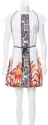 Maiyet Printed Mini Dress