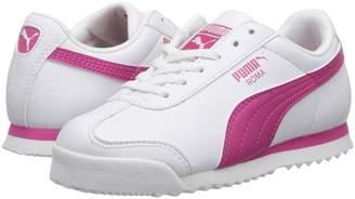 Puma Kids Roma Basics Jr Girls Shoes