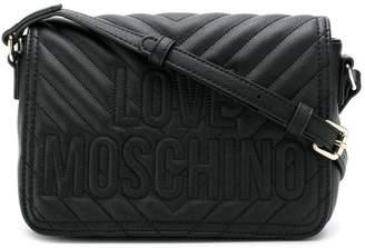 Love Moschino square crossbody bag