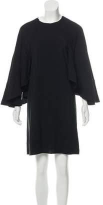 Chloé Ruffle Mini Dress