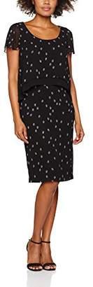 Jacques Vert Women's Spot Layers Dress,8
