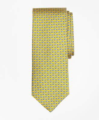 Brooks Brothers Cars Print Tie