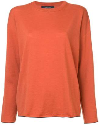 Sofie D'hoore contrast edged sweater