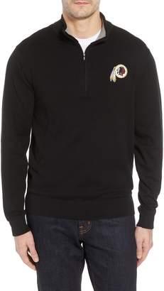 Cutter & Buck Washington - Lakemont Regular Fit Quarter Zip Sweater