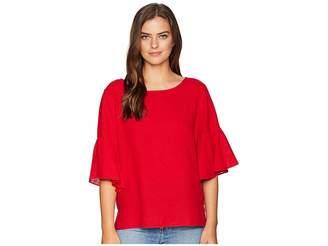 Nic+Zoe Rumba Top Women's Clothing