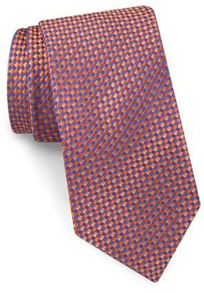 Ted Baker Parquet Square Silk Tie
