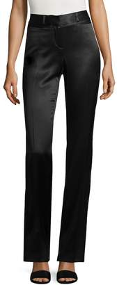 Roberto Cavalli Women's Silk Straight Trousers