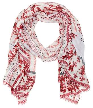 Vince Camuto Tapestry-print Scarf