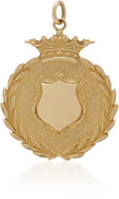 Dudley VanDyke 14K Gold Medallion