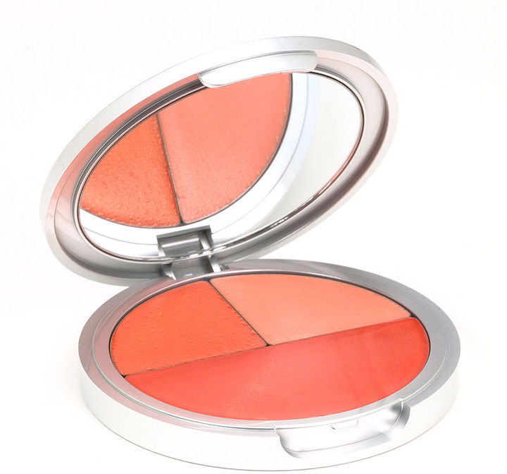 Sue Devitt Sue Devitt Starbrights For Lips and Cheeks, Rana (Peach Palette) 1 set