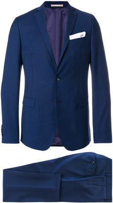 Paoloni classic two-piece suit