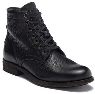 Frye Tyler Leather Lace Up Boot (Women)