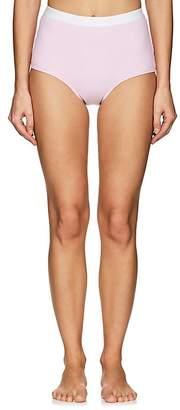 Rochelle Sara Women's Emily High-Waist Bikini Bottom